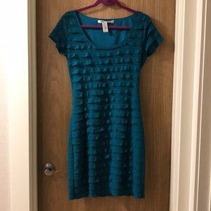 Max Studio tiered dress